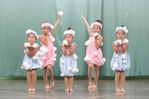 バレエ発表会3