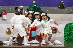 クリスマスのつどい(5)