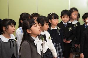 卒園式(2)