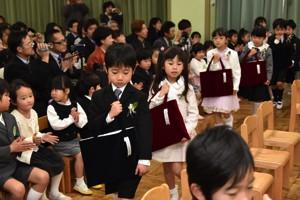卒園式(6)